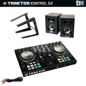 Native Instruments TRAKTOR KONTROL S2 MK2 + ELEVATE 3 簡易SET C|ikebe
