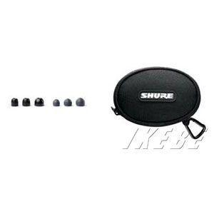 SHURE SE215-K (トランスルーセントブラック) (国内正規品) (1年保証+ユーザー登録後6ヶ月延長保証)(送料無料!)|ikebe|02