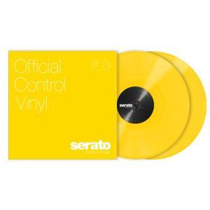 Serato Control Vinyl Performance Series(YELLOW)(2枚セット)|ikebe