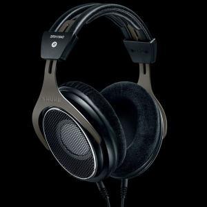 シュアの新フラッグシップ!オープンバックヘッドフォン  SRH1840は、SHUREのフラッグシップ...