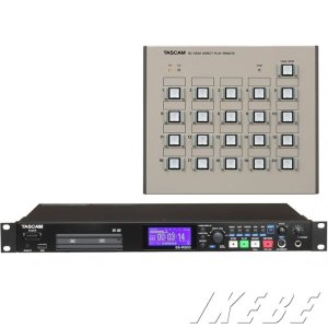 TASCAM SS-R200 + RC-SS20 ikebe
