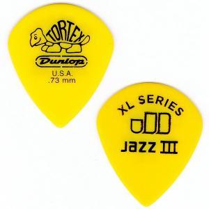 Dunlop (Jim Dunlop) ジム ダンロップ / 498 Tortex Jazz III XL ×10枚セット|ikebe