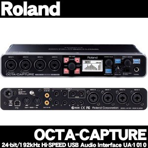 Roland OCTA-CAPTURE UA-1010