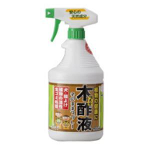トヨチュー 備長炭 木酢液スプレー 900ml