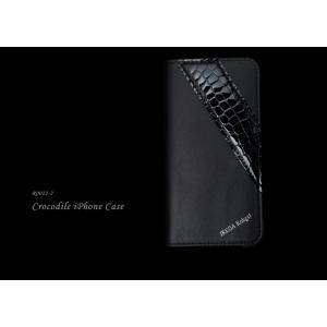 【池田工芸】日本最大のクロコダイル専門店が贈るCrocodile iPhone X/Xs 専用特注ケース(クロコダイル アイフォンスマホケース)【6月10日頃出荷】|ikedakohgei