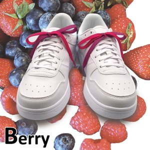 Berry 120|ベリー 120 SassyRow Colorful Shoelace|サッシーロウ カラフルシューレース|ikeikakunet