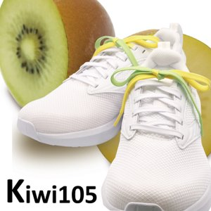 Kiwi105|キウイ 105 SassyRow Colorful Shoelace|サッシーロウ カラフルシューレース|ikeikakunet