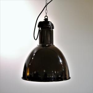 LIPA75|エナメルランプ/フランスビンテージ工業照明/インダストリアル|ikeikakunet