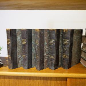 1冊/北欧デンマークディスプレイ洋古書/店舗・自宅のインテリアに大人気/アンティーク洋古書/UD8260/全国配送一律500円(税込)|ikeikakunet|06