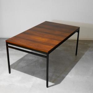 DT1784 ダイニングテーブル(幅150cm/アイアン) /Louigi Bartolini(ルイジ・バルトリーニ) / NF MEUBLE  フレンチモダンなフランスビンテージ家具 ikeikakunet