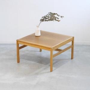 UD11309 コーヒーテーブル(オーク)/Borge Mogensen(ボーエ・モーエンセン) / C.M Madsen 北欧ビンテージ家具 ikeikakunet