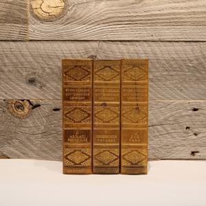 洋古書アウトレット / store nordiske-1(3冊セット) / 北欧デンマークのビンテージ / ディスプレイ用【全国配送一律500円(税込)】|ikeikakunet
