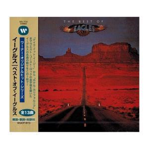 CD THE BEST OF EAGLES ベスト・オブ・イーグルス WQCP-973