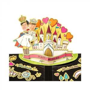 アルバムポップアップ フェイスイン Wedding Castle KPUF-08 ikelive