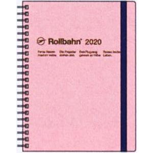 2020年 デルフォニックス 手帳 ロルバーン ダイアリー A5 100019-560 ライトピンク...