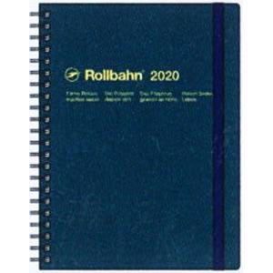 2020年 デルフォニックス 手帳 ロルバーン ダイアリー A5 100019-308 ダークグリー...