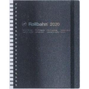 2020年 デルフォニックス 手帳 ロルバーン ダイアリー メタリック A5 100023-753 ...