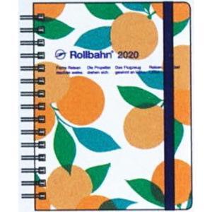 2020年 デルフォニックス 手帳 ロルバーン ダイアリー フルーツ M 100032-971 B ...
