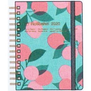 2020年 デルフォニックス 手帳 ロルバーン ダイアリー フルーツ M 100032-972 C ...