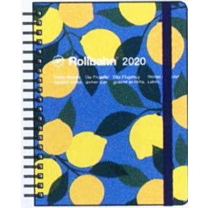 2020年 デルフォニックス 手帳 ロルバーン ダイアリー フルーツ L 100033-970 A ...