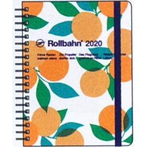 2020年 デルフォニックス 手帳 ロルバーン ダイアリー フルーツ L 100033-971 B ...