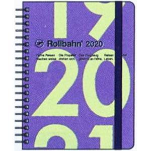 2020年 デルフォニックス 手帳 ロルバーン ダイアリー 2020 L 100035-970 Aの商品画像|ナビ