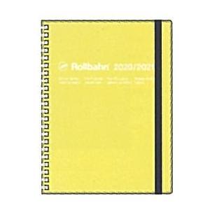 【デルフォニックス】 2020年春 手帳 2020年3月始まり ロルバーン ダイアリー  クリア A...