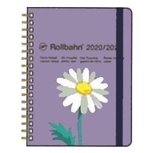 【デルフォニックス】 2020年春 手帳 2020年3月始まり ロルバーン ダイアリー  フラワー ...