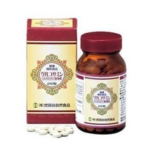 世田谷自然食品 グルコサミン コンドロイチン 240粒|ikesma