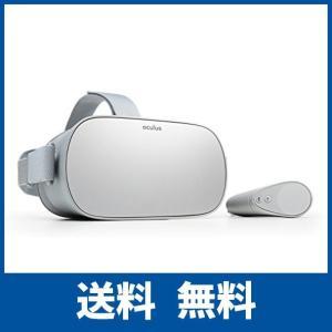 Oculus Go オキュラス 単体型 VRヘッドセット スマホ PC 不要 2560x1440 Snapdragon 821 32GB 並行輸入品|ikesma