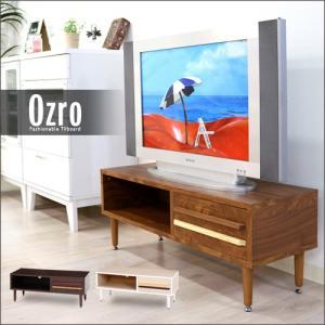 北欧風 テレビボード 幅90cm コンパクト オジロ|ikikagu