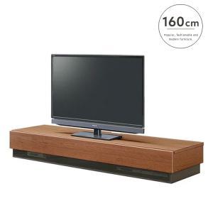 テレビボード 国産 ローボード 3段 木製 ネテロ 160|ikikagu