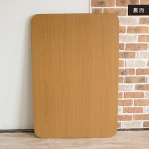 こたつ天板 120cm 長方形 木製 セレーノの詳細画像2