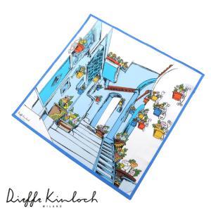 ディエッフェ キンロック Dieffe Kinloch / コットンハンカチーフ「MARRAKECH...
