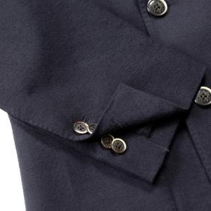 ジャケットボタン付け(本切羽仕上げ)