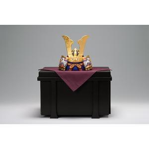 五月人形 兜 8号サイズ 桂 牡丹 獅子   端午の節句 飾り 兜飾り 一刀彫り おしゃれ 一刀彫 奈良 ikkisya