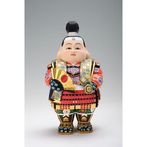 五月人形 「桃太郎」 中サイズ 桧   兜 端午の節句 飾り 兜飾り 一刀彫り おしゃれ 一刀彫 奈良 ikkisya