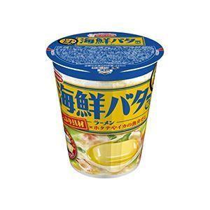 エースコック じわとろ 海鮮バター味ラーメン 12入|ikkomon-marche