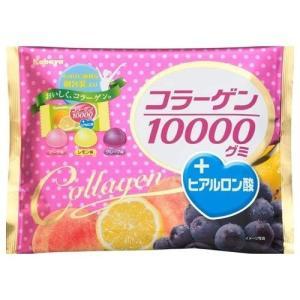 カバヤ食品 コラーゲン10000グミ 150g×10入