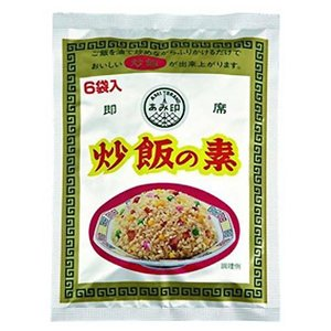 あみ印 炒飯の素 36g×20入の商品画像