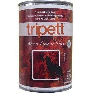 リードバディ ペットカインド トライペット缶 グリーンベニソントライプ(鹿) 396g|ikoapetfood
