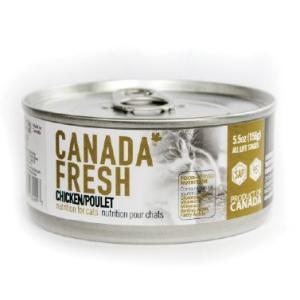 リードバディ ペットカインド カナダフレッシュ キャット缶 チキン 156g|ikoapetfood