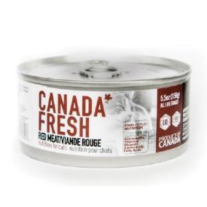 リードバディ ペットカインド カナダフレッシュ キャット缶 レッドミート 156g|ikoapetfood