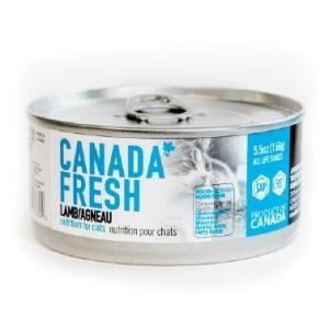 リードバディ ペットカインド カナダフレッシュ キャット缶 ラム 156g|ikoapetfood