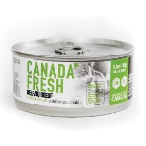リードバディ ペットカインド カナダフレッシュ キャット缶 ビーフ 156g|ikoapetfood