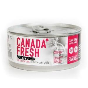 リードバディ ペットカインド カナダフレッシュ キャット缶 サーモン 156g|ikoapetfood