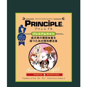 プリンシプル プレミアムライト 2.4kg|ikoapetfood