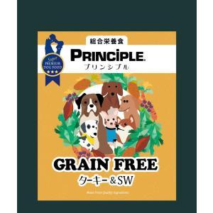 プリンシプル グレインフリー ターキー&SW 2.4kg|ikoapetfood