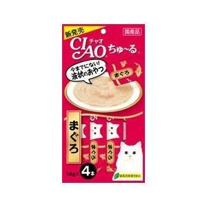 いなば チャオ ちゅ〜る まぐろ 14g×4本...の関連商品4