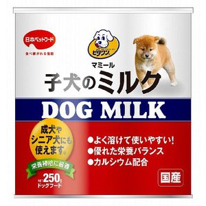 商品特長 ●母乳の成分と同等の子犬のための調整粉乳。さらに溶けやすくなりました。 ●カルシウム強化。...